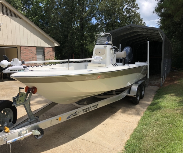 Used Power boats For Sale in Mississippi by owner   2017 Nautic Star 2200 sport