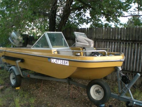 Used Fabuglass FABUGLASS Boats For Sale by owner | 1973 14 foot FABUGLASS FABUGLASS