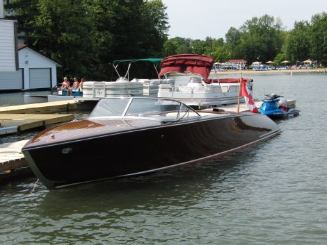 Used Power boats For Sale in Buffalo, New York by owner | 2011 Other Conquest 34