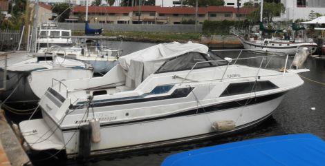 Used Carver Motoryachts For Sale by owner | 1986 27 foot Carver Montego