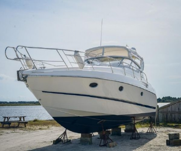 Used Boats For Sale in Fayetteville, North Carolina by owner | 2005 CRANCHI Smeraldo 37