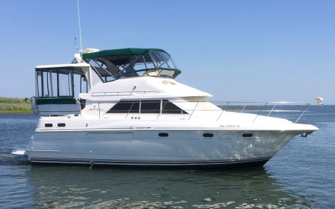 Used CRUISERS Boats For Sale by owner   1996 Cruisers 3650 Aft Cabin