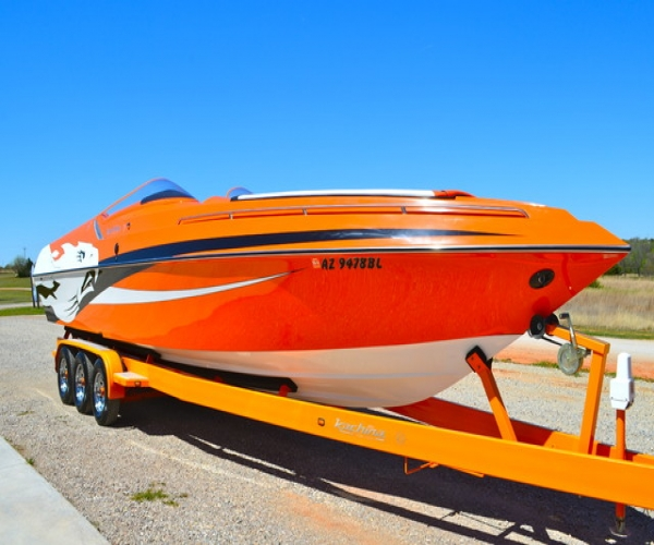 Used KACHINA  Drone Boats For Sale by owner | 2008 KACHINA  34 Drone Mid Cabin