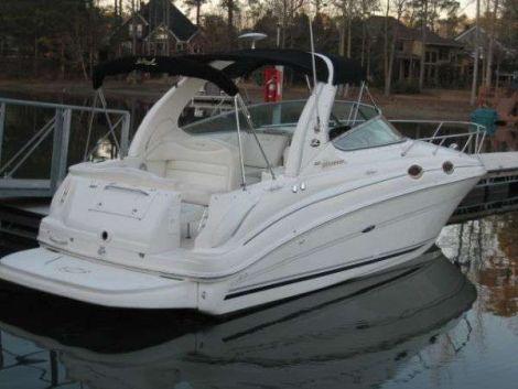 Used Mercruiser Boats For Sale by owner   2004 Mercruiser 280 Sundancer
