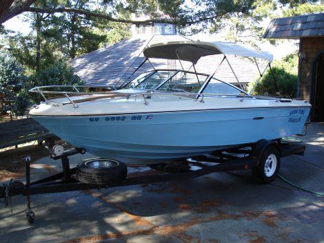 Used Sea Ray Boats For Sale in Santa Cruz, California by owner | 1978 Searay 195 SRV