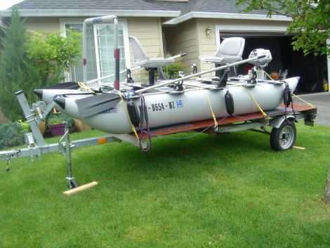 Used Sea Eagle Boats For Sale in Washington by owner   2009 Sea Eagle 375FC