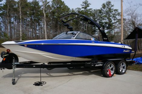 Used Power boats For Sale in Macon, Georgia by owner | 2009 21 foot Malibu Response LXi