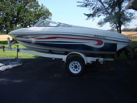 Used Rinker 20 Boats For Sale by owner | 1992 rinker captiva 20 6
