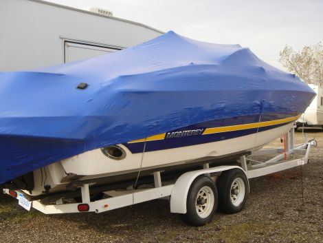 Used Monterey Boats For Sale in Michigan by owner   2005 Monterey 268 Super Sport Bowrider