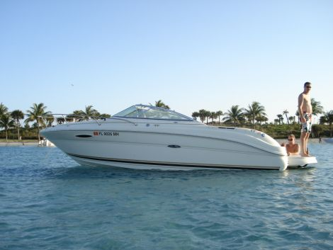 Used Sea Ray Weekender Boats For Sale by owner | 2003 Sea Ray Weekender 225