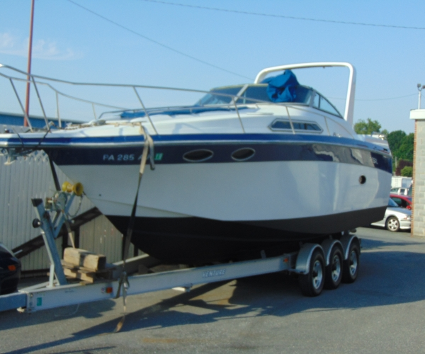 Used Regal Boats For Sale in Hagerstown, Maryland by owner | 1990 Regal Commodore 290