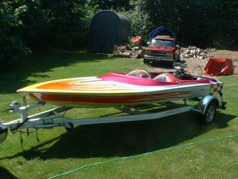 Used Sundance  Boats For Sale in Washington by owner   1977 18 foot Sundance Jet boat