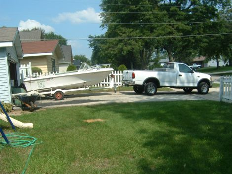 Used Small boats For Sale in Illinois by owner | 1967 16 foot Mark Twain MerCruiser