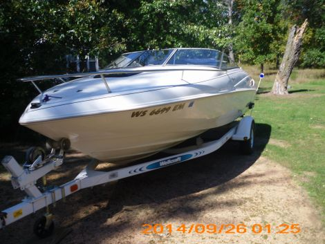 Used Power boats For Sale in Wausau, Wisconsin by owner | 1998 21 foot wellcraft excel