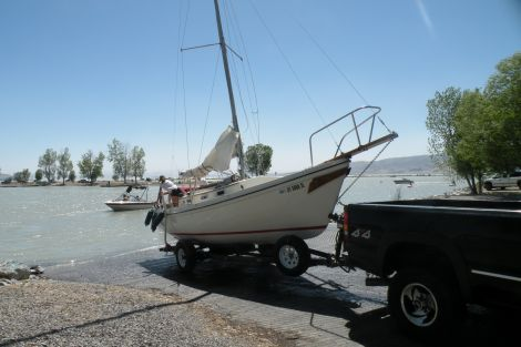 Used MacGregor VN Cutter Rig Boats For Sale by owner   1973 23 foot MacGregor VN Cutter Rig