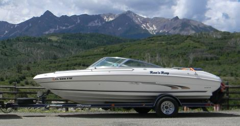 Used Sea Ray signature Boats For Sale by owner | 1998 Sea Ray (SeaRay) 190 Bow Rider Signature