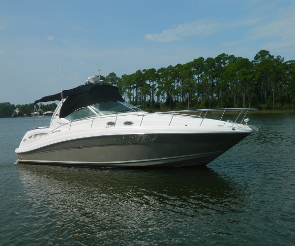 Used Power boats For Sale in Mobile, Alabama by owner   2008 Sea Ray 340 Sundancer