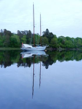 Used Sailboats For Sale by owner | 1980 40 foot  Fir planked Custom Schooner