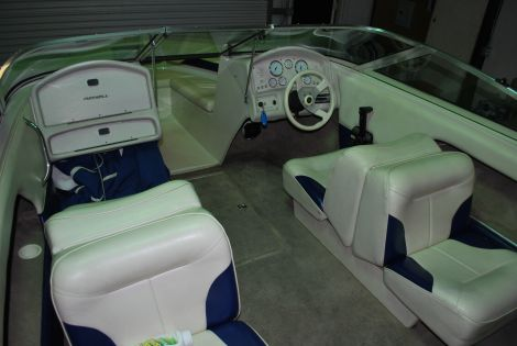 Used Boats For Sale in Fresno, California by owner | 1995 Reinell 184 BRXL