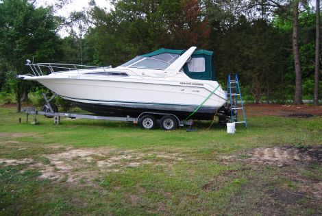 Used Motoryachts For Sale in North Carolina by owner | 1991 sea ray 270 sundancer