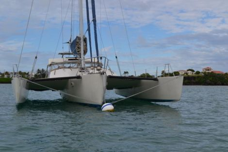 Used Sailboats For Sale by owner   1997 43 foot Custom Seawings