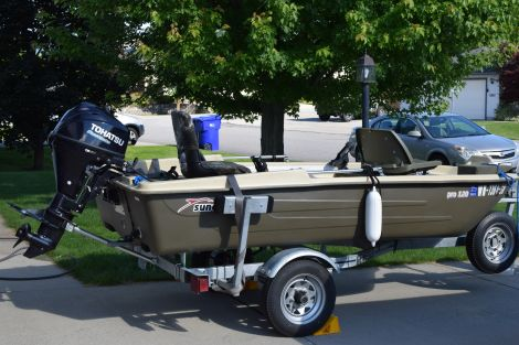Used Boats For Sale in Washington by owner | 2018 Other Sun Dolphin Pro 120