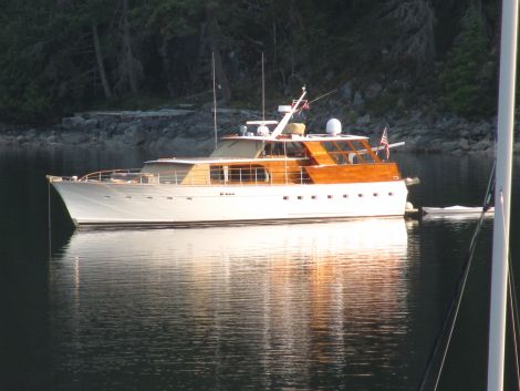Used Boats For Sale in Washington by owner | 1959 70 foot Western Craft Lt. Flushndeck