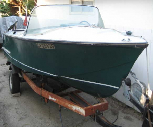 Used Power boats For Sale in Manitoba by owner | 1959 17 foot Dowty Dowty TurboCraft