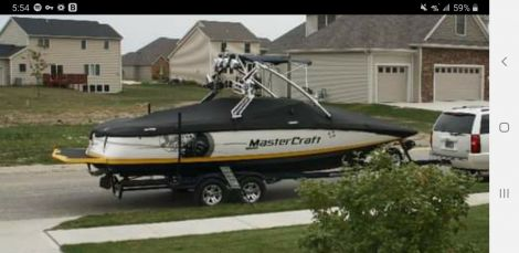Used Boats For Sale in South Bend, Indiana by owner | 2008 Mastercraft X-45