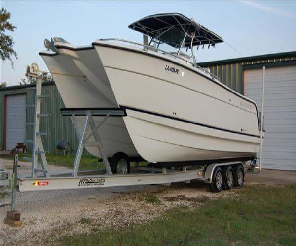 Used Power boats For Sale in Beaumont, Texas by owner   2007 GLACIER BAY 3065 Canyon runner