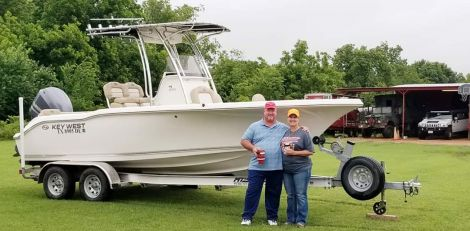 Used Boats For Sale in Texas by owner | 2016 Key West 219FS