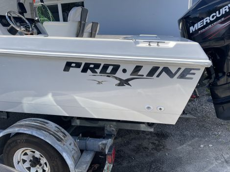 Used Ski Boats For Sale by owner   1995 Pro-Line 190