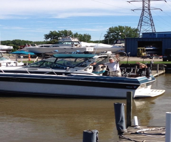 Used Wellcraft Boats For Sale in Michigan by owner | 1988 34 foot Wellcraft St Tropez