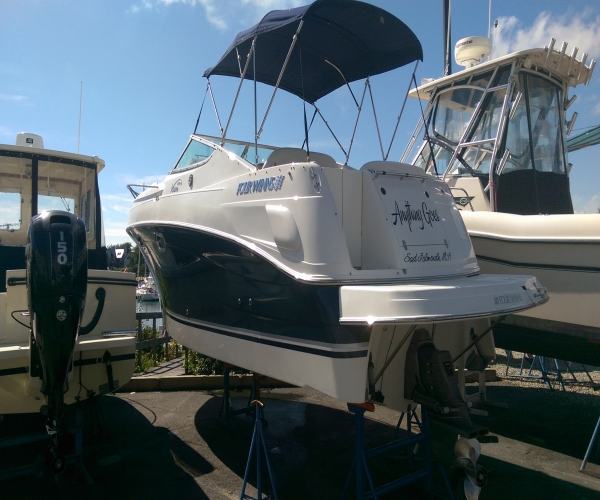 Used Power boats For Sale in Massachusetts by owner   2004 28 foot FOUR WINNS vista
