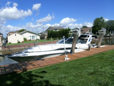 Used Sea Ray Boats For Sale in Flint, Michigan by owner | 1986 Searay 340 Sundancer
