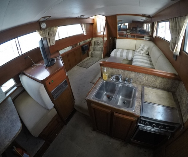 Used Trojan Boats For Sale by owner | 1978 Trojan 44 Motor Yacht