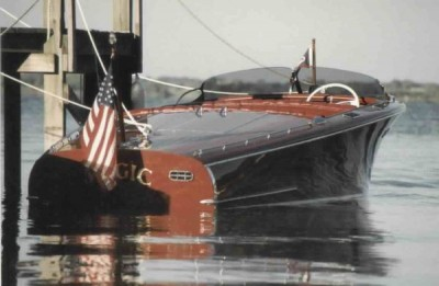 Used Garwood Boats For Sale by owner | 1947 20 foot Garwood Deluxe Runabout
