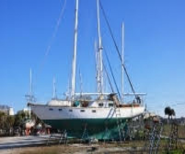 Used Alden Boats For Sale by owner | 1965 44 foot Alden countess