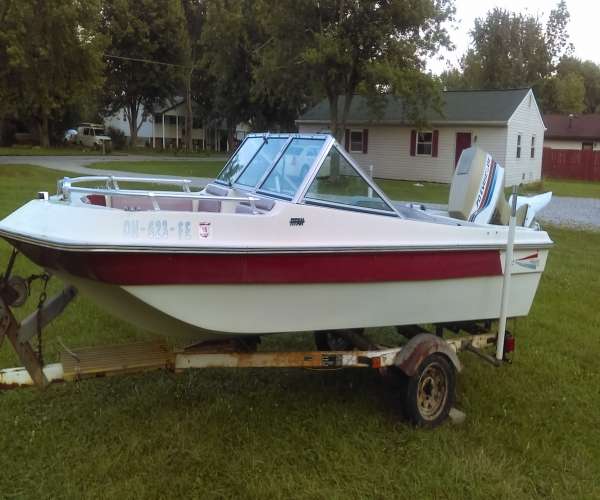 Used Boats For Sale in Ohio by owner | 1977 15 foot Thundercraft Titan