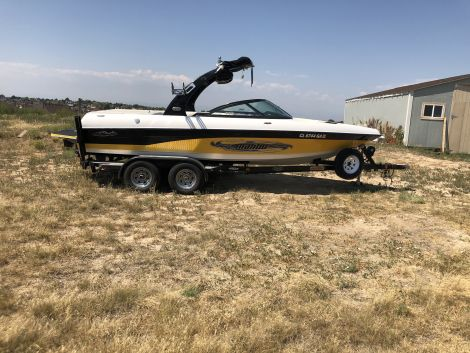 Used Ski Boats For Sale by owner | 2006 21 foot MALIBU V ride