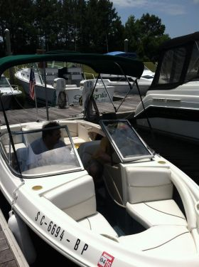 Used Bayliner Small boats For Sale in South Carolina by owner   2001 18 foot bayliner  capri