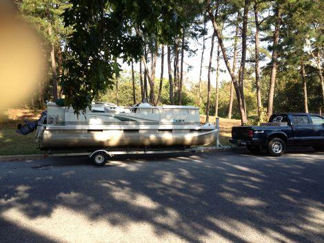 Used Bennington Boats For Sale by owner   2003 20 foot Bennington Pontoon