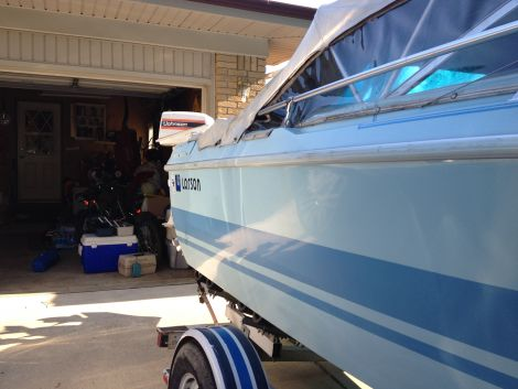 New Larson Boats For Sale in Michigan by owner   1978 18 foot larson all aerican
