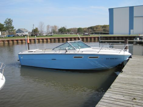 Used Boats For Sale in Ohio by owner | 1977 SEa Ray 24 Cuddy