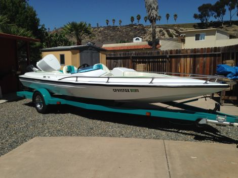 Used Marlin Boats For Sale by owner | 1981 21 foot Marlin pleasure
