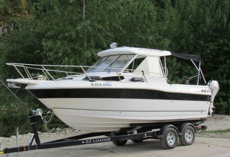Used Campion  Boats For Sale by owner | 2007 Campion Explorer Series 682i SC