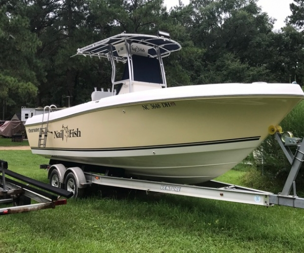 Used Fishing boats For Sale in Rocky Mount, North Carolina by owner | 2007 Clearwater  25WI