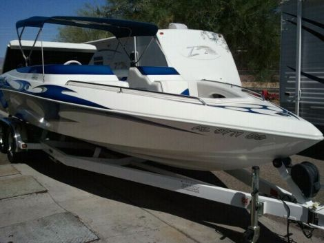 Used Essex Boats For Sale by owner | 2003 24 foot Essex Valor
