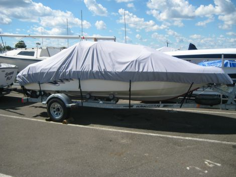 Used Sea Ray Boats For Sale in Hagerstown, Maryland by owner | 1995 18 foot Sea Ray Runabout