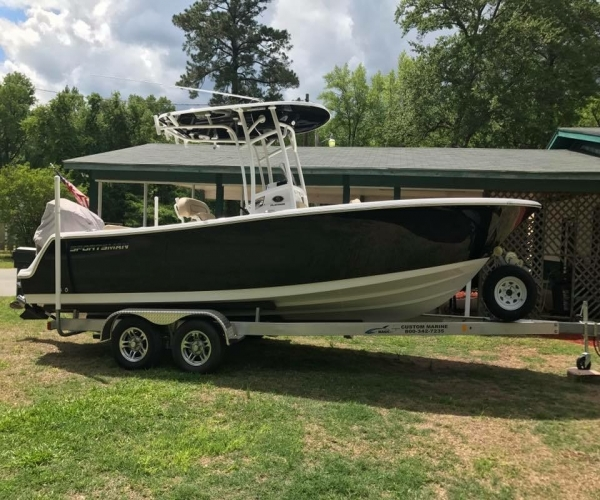 Used Power boats For Sale in Savannah, Georgia by owner   2017 Sportsman 232 Open Platinum